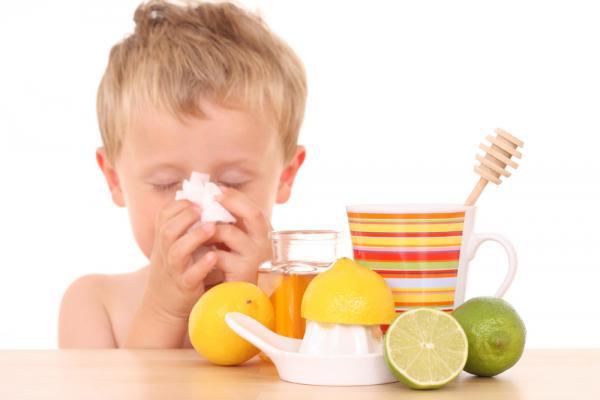 tratament naturist tuse copii